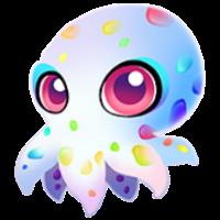 Opal Octopus Baby