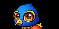 Pop Art Peacock