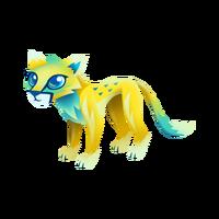 Lightning Leopard Juvenile