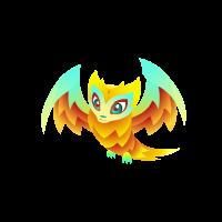 Fire Glider Juvenile
