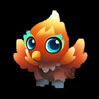 Cockatorch Baby