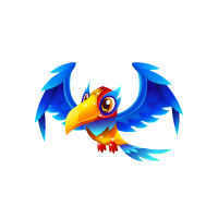 Treasure Toucan Juvenile