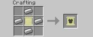 Iron Armor Recipe