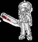 Zombie hunter dodgebrawler f