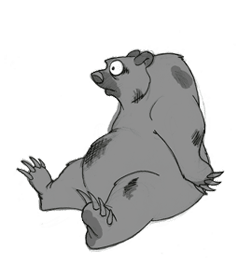 File:Polar bear covered in soot.png