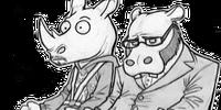 Hiphopopotamus and Rhymenoceros