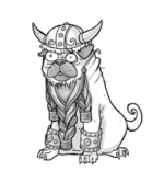 Bark iron dwarf