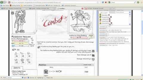 Emma Quest Line 1 - Fantasy University Wikia Tutorial