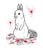 Killer dustrabbit