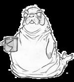 Sewer walrus