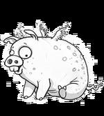Sub-standard porkin
