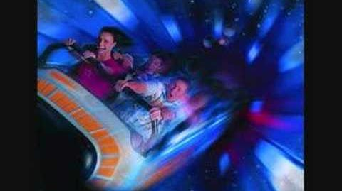 Space Mountain Music