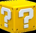 ? Block Artwork - Super Mario 3D World