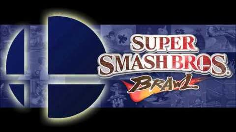 Super Smash Bros Brawl -Main Menu Theme- (In HD)