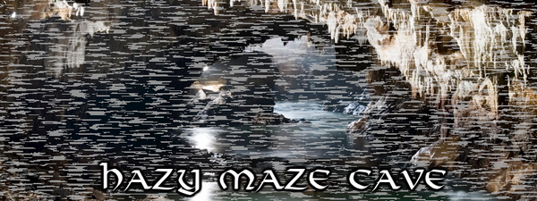 CeR Hazy Maze Cave
