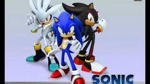 His World (Zebrahead Version) by Zebrahead (from Sonic the Hedgehog (2006))