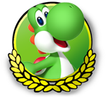 File:MK3DS Yoshi icon.png