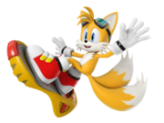 Tails sonic free riders by wounthisworld-d30xmqp