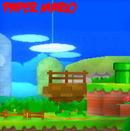 Paper mario stage