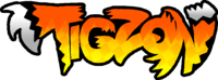 Tigzon Webcomics - logo design (2)