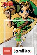 Amiibo - Zelda - Link Majoras Mask - Box