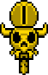 Checkpoint Wario Colored