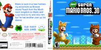 New. Super Mario Bros 3D