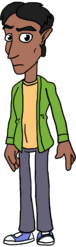 Abed Animated