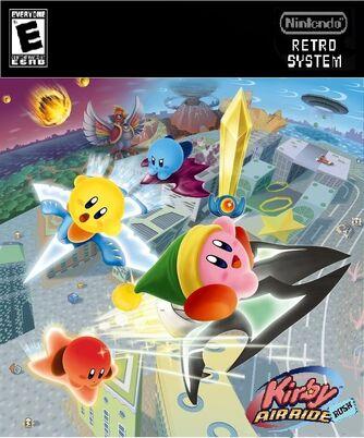 Kirby Air Ride Rush