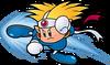 Knuckle Joe (Kirby Super Star Ultra)-1-