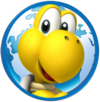 Koopa Troopa Icon MKWC