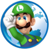 Luigi Icon MKWC
