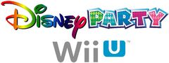 Disney party wii u logo