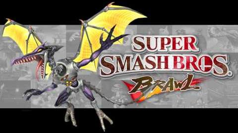 Vs. Meta Ridley (Super Smash Bros