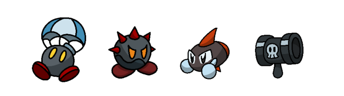 Enemies World 5