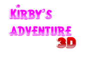 Kirby'sAdventure3DLogo2