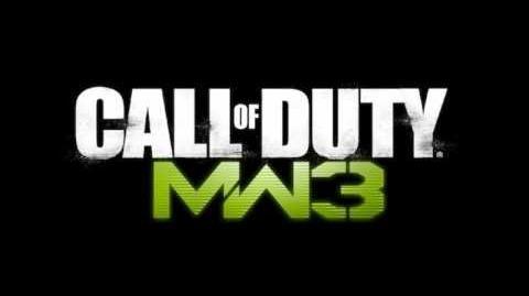 "Modern Warfare 3 Soundtrack ""Call of Duty MW3"""
