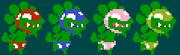 Smash Bros NES Petey Piranha
