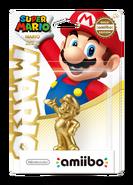 Amiibo - SM - Mario Golden Edition - Box