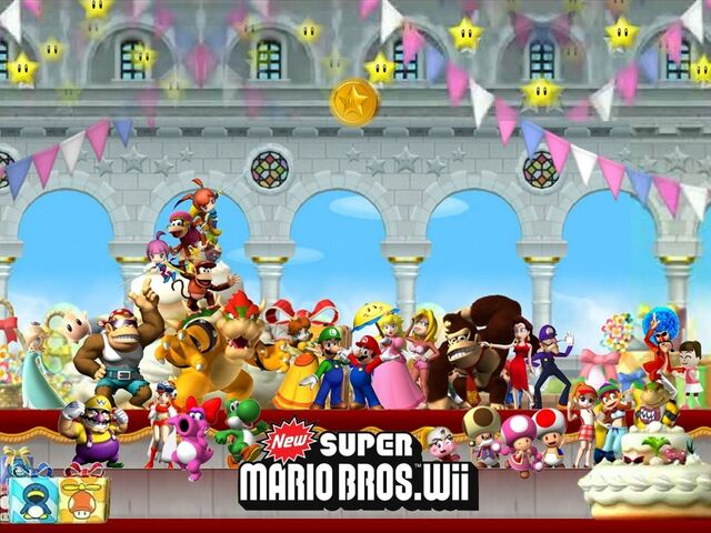File:Mario all stars wii birthday by dorayakichan-d35xvs0.jpg