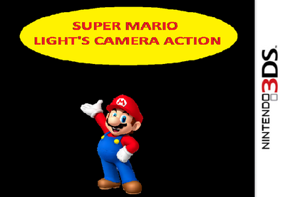 Super Mario Light's Camera Action