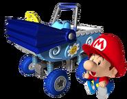 MKPC Baby Mario