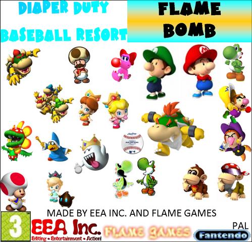 File:Diaper Duty Baseball Resort Flame Bomb BETA PAL2.png