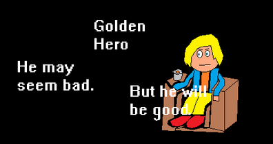 Golden Hero sega dreamcast