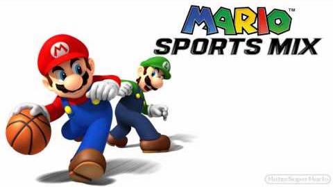 Mario Sports Mix Music - Mario Stadium