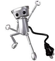 Chibi-Robo Smash Bros