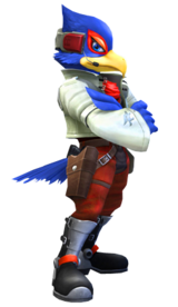 Falco Lombardi(Clear)
