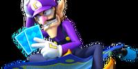 Mario Party: Spooky Invite