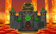 Bowser s castle mario and luigi paper jam by banjo2015-d9le59h