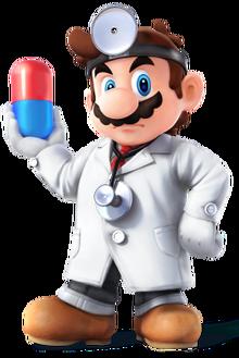 Dr.Mario SSB4